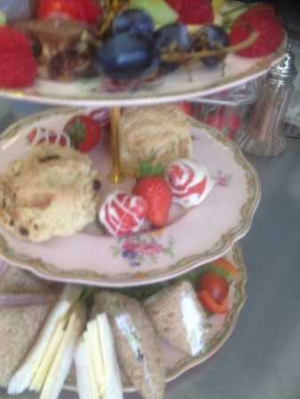 Dronfield, UK: Afternoon tea at its best?