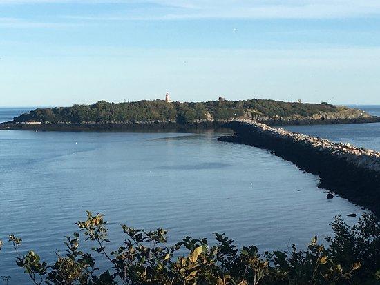 Partridge Island Lighthouse