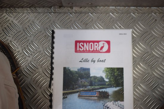 ISNOR Le Marc : English guide