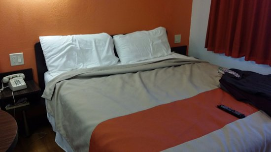 Motel 6 Napa: Sleep tight!