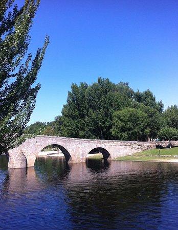 Puente romano de Navaluenga/Piscina natural