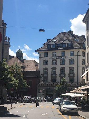 Glockenhof Zurich Photo