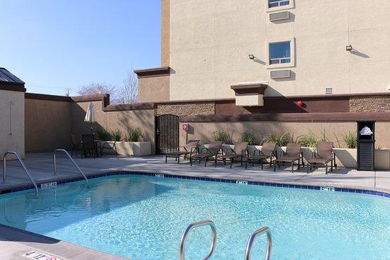 Taft, Californien: pool
