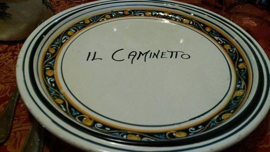 Rocca di Cambio, Italie : I piatti personalizzati