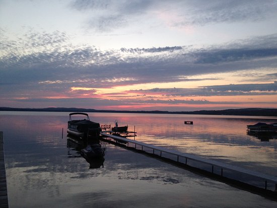 Sunrise on Bear Lake