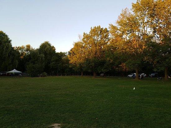 Eldorado Park: Evening beauty