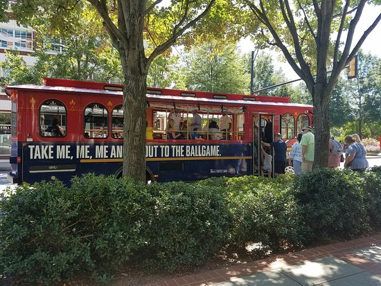 Downtown Trolley Greenville