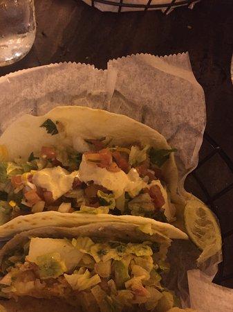 Babylon, estado de Nueva York: Shrimp and Fish tacos
