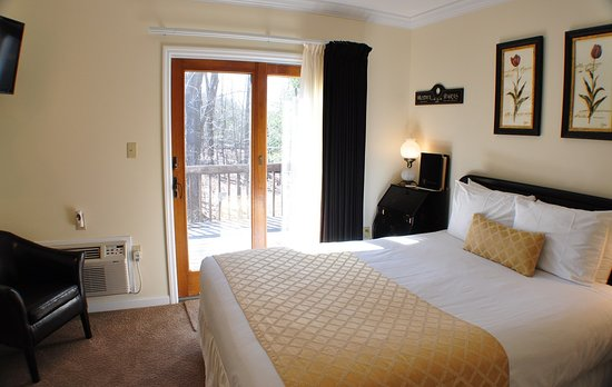 Swanton, MD: Room 4 - Private Terrace