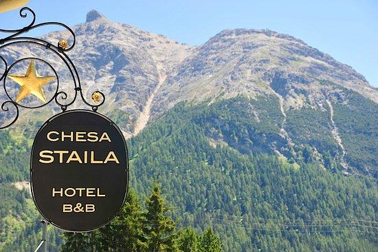Chesa Staila Hotel B&B