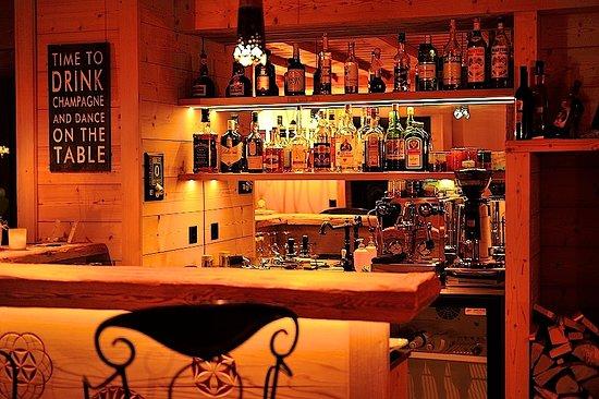 La Punt-Chamues-ch, Ελβετία: Bar