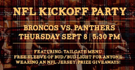 Surrey, Canadá: The ULTIMATE NFL Kickoff Party, at all JRG Public Houses