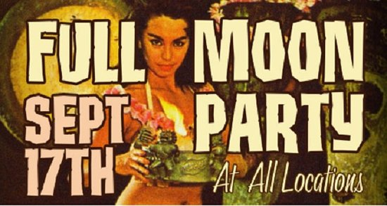 ‪‪Surrey‬, كندا: September 17th's Full Moon Party, at All JRG Public Houses‬