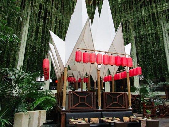 Paradisus Cancun: Japanese Restaurant