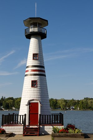 Jamestown, Estado de Nueva York: Celoron Lighthouse