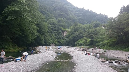 Hikawa Kokusai Masu Fishing Site