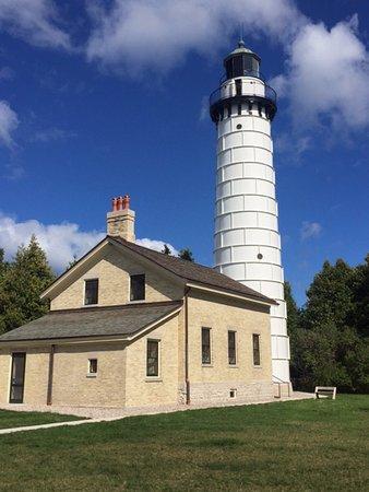 Egg Harbor, WI: Cana Island Lighthouse