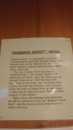 Robbers Roost Motel照片