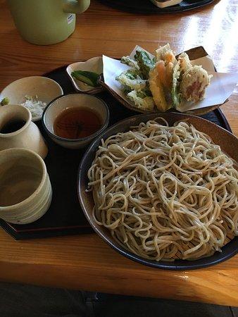 Soba restaurant Iitomo