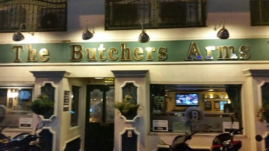 The Butchers Arms: 20160814_201154_large.jpg