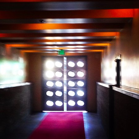 Foreign Cinema: Entrance