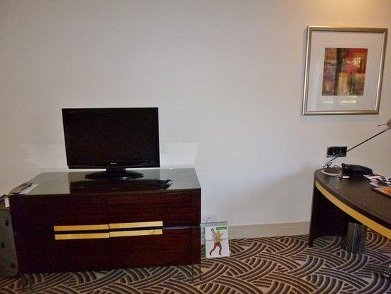 Hyatt Hotel Canberra: TV