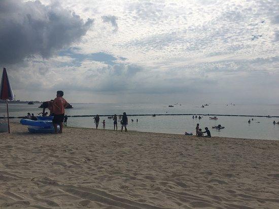 Okinawa Beach Yoga, Araha Beach