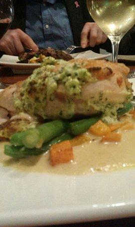 The Sebel Launceston: Chicken