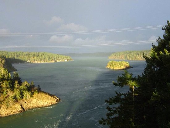 Oak Harbor, WA: Beautiful Deception Pass.