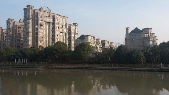 Jinjiang Inn (Shanghai Zhangjiang): View from dining area