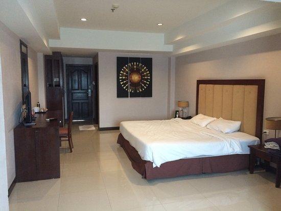 Golden Sea Pattaya Hotel Bild