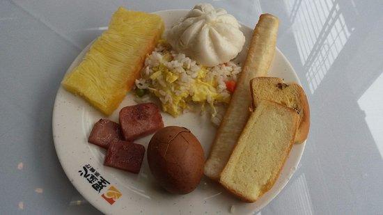 Jinjiang Inn (Shanghai Zhangjiang): Breakfast