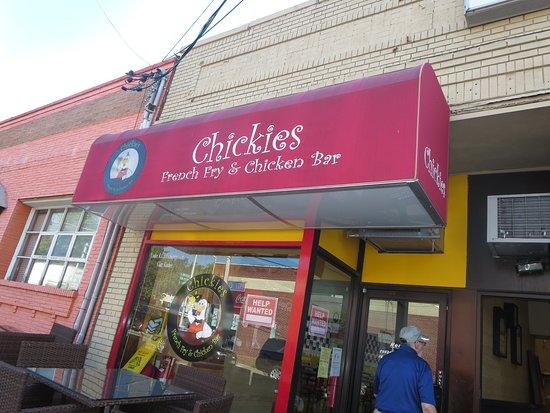 Teaneck, Nueva Jersey: Storefront