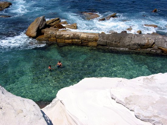 Bondi To Coogee Beach Coastal Walk Coogee Rock Pool