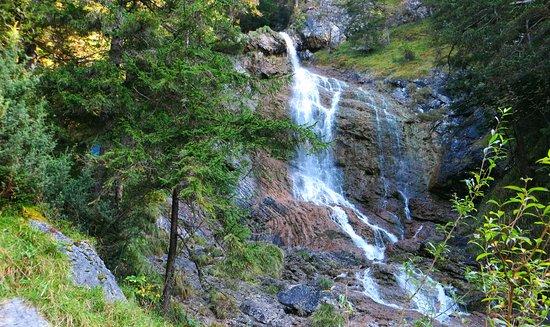 Zipfelsbach Wasserfall