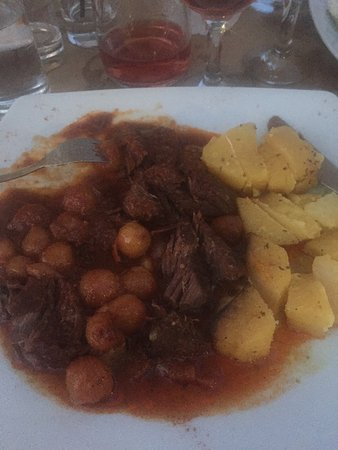 Zante Calinica Apart Hotel: One of many meals fab!