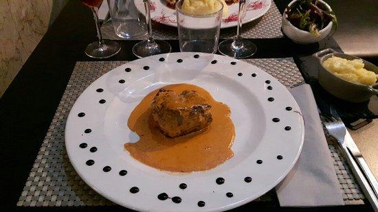 G-Square: Filet de boeuf creme satay