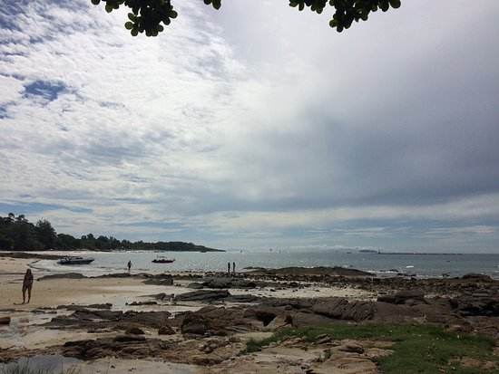 Rayong Province, Thailand: samed island view