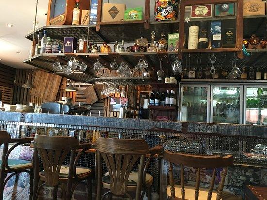 Inglewood, Αυστραλία: Bar