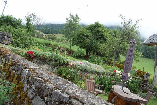 La Chavane du Plan : Garden