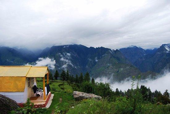 The Royal Village - Auli Resort Foto