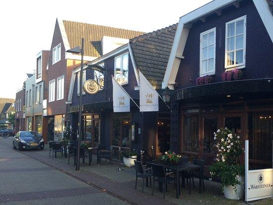 Heiloo, Países Bajos: Restaurant Wildschut