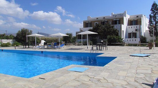 Foto de Fikas Hotel