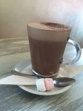 Te Aroha, Nueva Zelanda: Great cafe to enjoy good company and savour good food