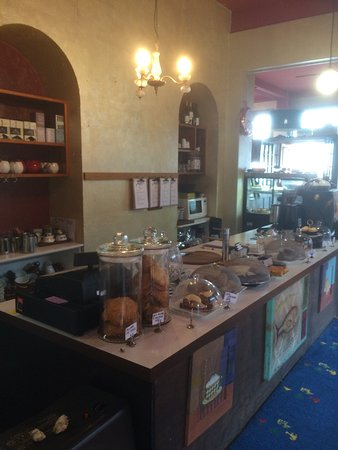 Te Aroha, Nova Zelândia: Great cafe to enjoy good company and savour good food
