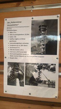 Pottenstein, Deutschland: Info-Tafel
