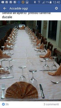 Crecchio, Itália: Taverna Ducale