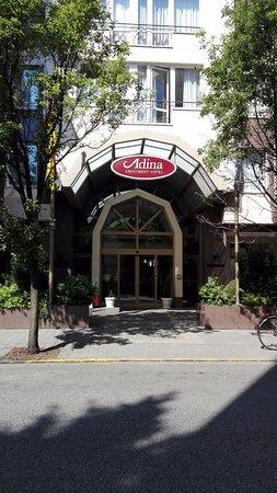 Adina Apartment Hotel Budapest Picture