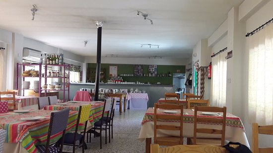 Quéntar, España: interior