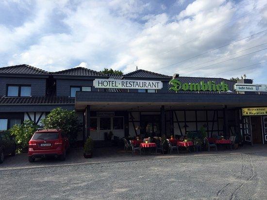 Hotel Restaurant Domblick